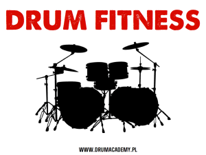 Drum Fitness T-shirt